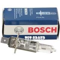 H1 12V 55W Bosch +30% Халогенна крушка