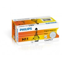 H11 12V 55W Philips Халогенна крушка