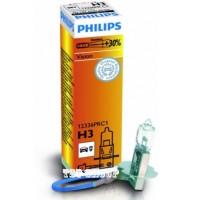 H3 12V 55W Philips +30% Халогенна крушка
