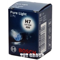 H7 12V 55W Bosch Pure Light Халогенна крушка