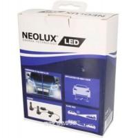LED H11/H16/H8 12V Neolux крушки комплект 2 бр.