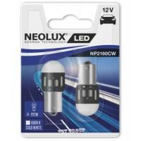 LED P21W 12V Neolux крушки комплект 2 бр.