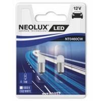 LED T4W 12V Neolux крушки комплект 2 бр.