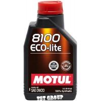 MOTUL 8100 Eco-lite 0W20 - 1L