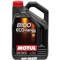 MOTUL 8100 ECO-nergy 0W30 - 5L