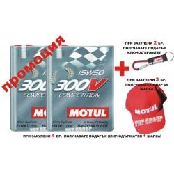 MOTUL 300V Competition 15W50 - 2L