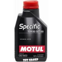 MOTUL Specific 504 00 507 00 5W30 - 1L