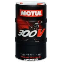MOTUL 300V Factory Line 4T 10W40 - 60L