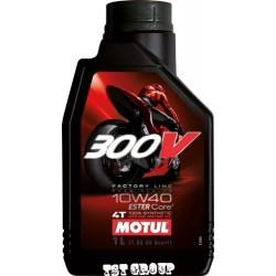 MOTUL 300V Factory Line 4T 10W40 - 1L
