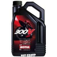 MOTUL 300V Factory Line 4T 15W50 - 4L