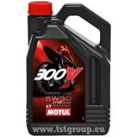 MOTUL 300V Factory Line 4T 5W30 - 4L