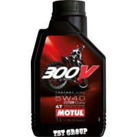 MOTUL 300V Factory Line 4T 5W40 OFF Road - 1L