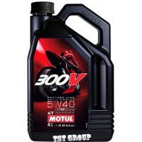 MOTUL 300V Factory Line 4T 5W40 - 4L