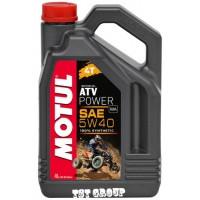 MOTUL ATV Power 4T 5W40 - 4L