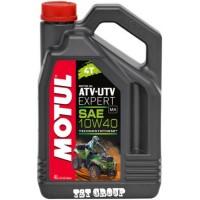 MOTUL ATV-UTV Expert 4T 10W40 - 4L