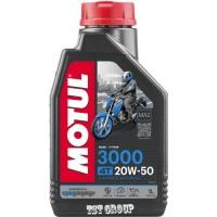 MOTUL 3000 20W50 4Т - 1L