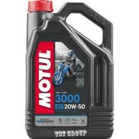 MOTUL 3000 20W50 4Т - 4L