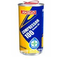 XADO VG 100 500 ml. -  КОМПРЕСОРНО МАСЛО