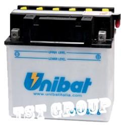 Unibat 4Ah 12V CB4L-B - акумулатор